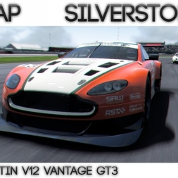 Project Cars - Hotlap Silverstone | Aston Martin GT3  - 1:58.974 + Setup