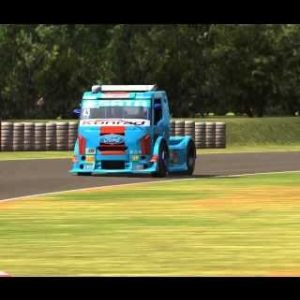 Formula Truck 2013. Taruma Race Highlights.