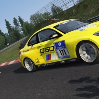 Assetto Corsa BMW M235i Racing Online Battle @ Nordschleife