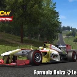 Formula Reiza @ Le Mas Du Clos Driver's View - Stock Car Extreme 60FPS