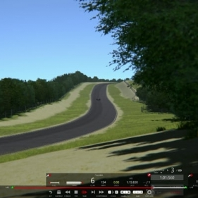 Assetto Corsa:  Formula Renault 3.5 @ Bridgehampton, TV View