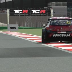 SIMCO TCR 2015 | Shanghai International Circuit | Balazs Toldi OnBoard