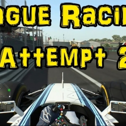 F1 2015 - Attempt At League Racing 2!