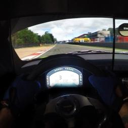 Project CARS - BMW Z4 Gt3 @Zolder - Onboard Triple Screen Gopro