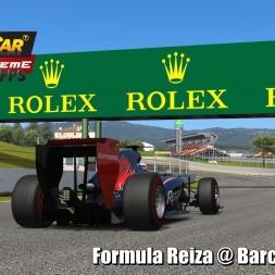 Formula Extreme @ Barcelona 2014 - Stock Car Extreme 60FPS