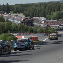 iRacing BSRTC Round 56 from Spa Francorchamps