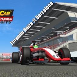 Formula Extreme @ Barcelona - Stock Car Extreme 60FPS