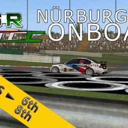 VSR HTCC 2014   Nürburgring   Balazs Toldi OnBoard