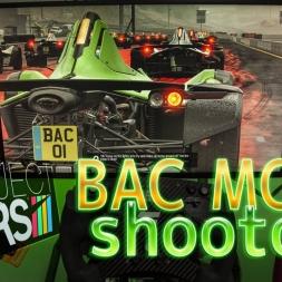 Glorious Project CARS | Titan X SLI + triple QHD | BAC MONO SHOOTOUT | #simporn