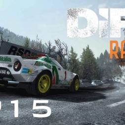 DiRT Rally Gameplay: First Win! - Episode 15