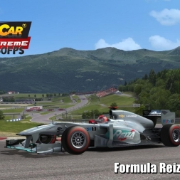 Formula Reiza @ Spielberg Driver's View - Stock Car Extreme 60FPS