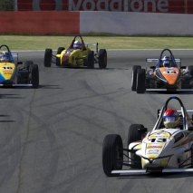 iRacing UK&I Skip Barber Round 10 at Spa Francorchamps