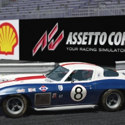 Assetto Corsa Corvette 1967 DX