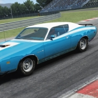 Assetto Corsa Dodge Charger SuperBee 426 Hemi 1971