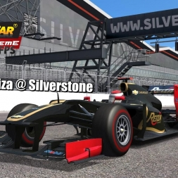 Formula Reiza @ Silverstone Driver's View - Stock Car Extreme 60FPS