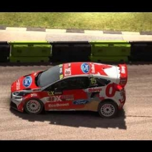 DiRT Rally | RX | Lydden Hill | Nitiss |