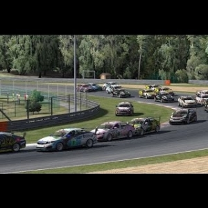 iRacing BSRTC Pro Round 59 from Circuit Zolder