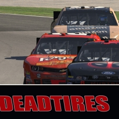 iRacing: Deadtires (NASCAR Xfinity @ Road America)