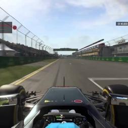 F1 2015 gameplay