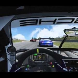 Assetto Corsa:  2013 Porsche 991 GT3 Cup (Dorsche) @ Nurburgring GP