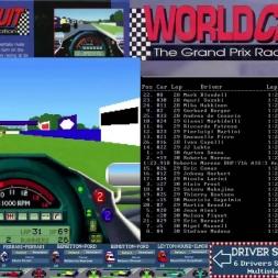 World Circuit F1GP - Canada - Race