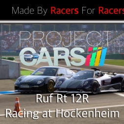 Project Cars - Ruf Rt 12R