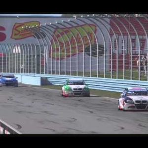 Project Cars race at Watkins Glen (60fps)