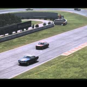 Project Cars BMW 2002 Turbo race at Zhuhai (60fps)