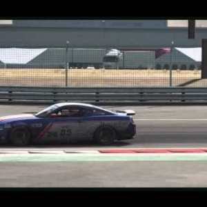 Project Cars Dubai GP race (60fps)