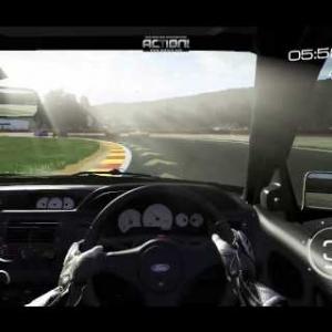 Forza Motorsport 5 Spa Francorchamps 4 lap race