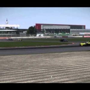 Project Cars Silverstone National 5 lap race