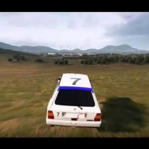 Forza Horizon 2 offroad race