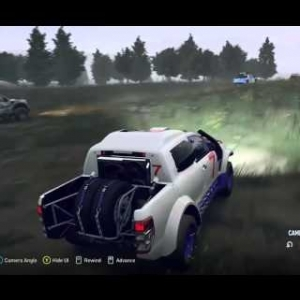 Forza Horizon Offroad race against Drivatars