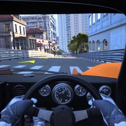 Project Cars: A quick race on Azure circuit in a Ford MKIV