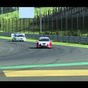 Raceroom Racing Experience Hungaroring 30 minute race