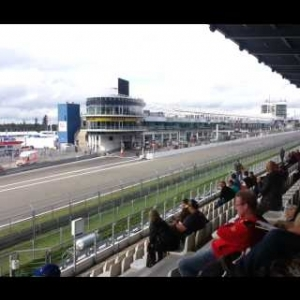 WEC 6h Nürburgring 2015 * start of FP2