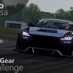 Assetto Corsa Top Gear Challenge #33 - Audi TT Cup 2015