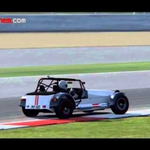 ASSETTO CORSA I CATERHAM ACADEMY CUP I SILVERSTONE