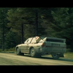 Audi Sport Quattro @ Tupasentie (Finland) - DiRT 3 Repaly 60FPS
