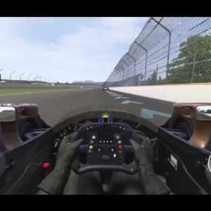 Forza Motorsport 6 Showcase event Indycar (60fps)