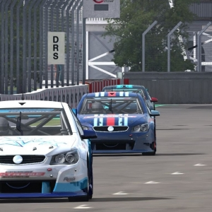 Game Stock Car Extreme - Super V8 series at Modern Montreal