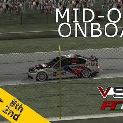 VSR HTCC 2014 | Mid-Ohio Sportscar Course | Balazs Toldi OnBoard