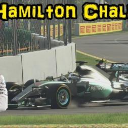 F1 2015 - The Hamilton Challenge - Ep 1: Australia