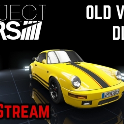 Project Cars :: Streaming a few laps in the old vs new DLC