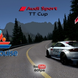 Assetto Corsa * Lake Louise * Stage west downhill * Audi TT Cup