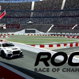 Assetto Corsa * Audi Sport TT Cup * Race of Champions