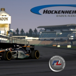 Assetto Corsa * Hockenheimring * ACFL F1 2015