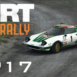 DiRT Rally Gameplay: Error. Recovery Not Available. - Episode 17