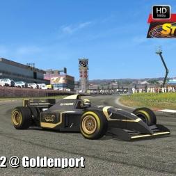 Formula V12 @ Goldenport Driver's View - Stock Car Extreme 60FPS