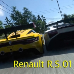 DriveClub™ - Renault R.S. 01